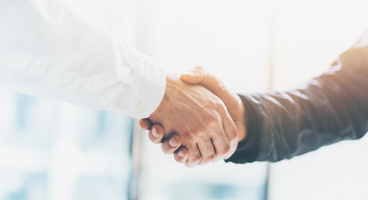 greetings-business-partnership