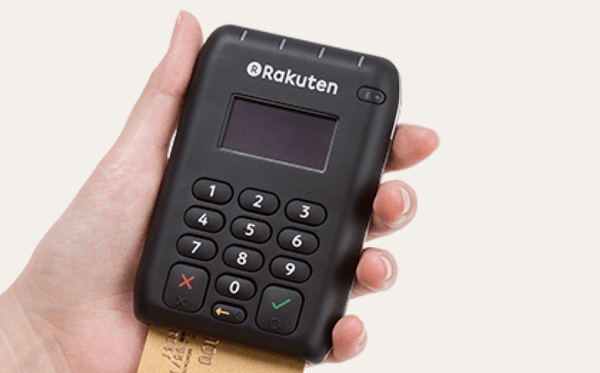 rakuten-card-reader