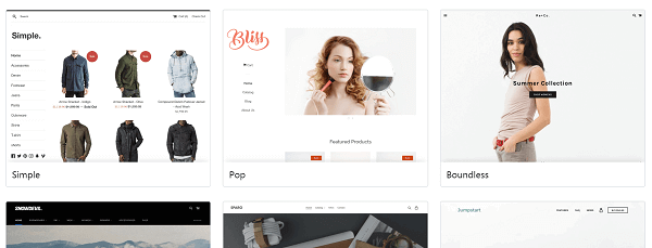 shopify-template-free